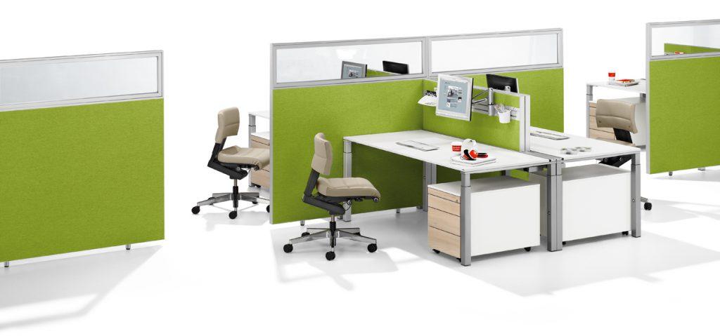 WINEA SINUS Akustiksystem - Reco Büromöbel