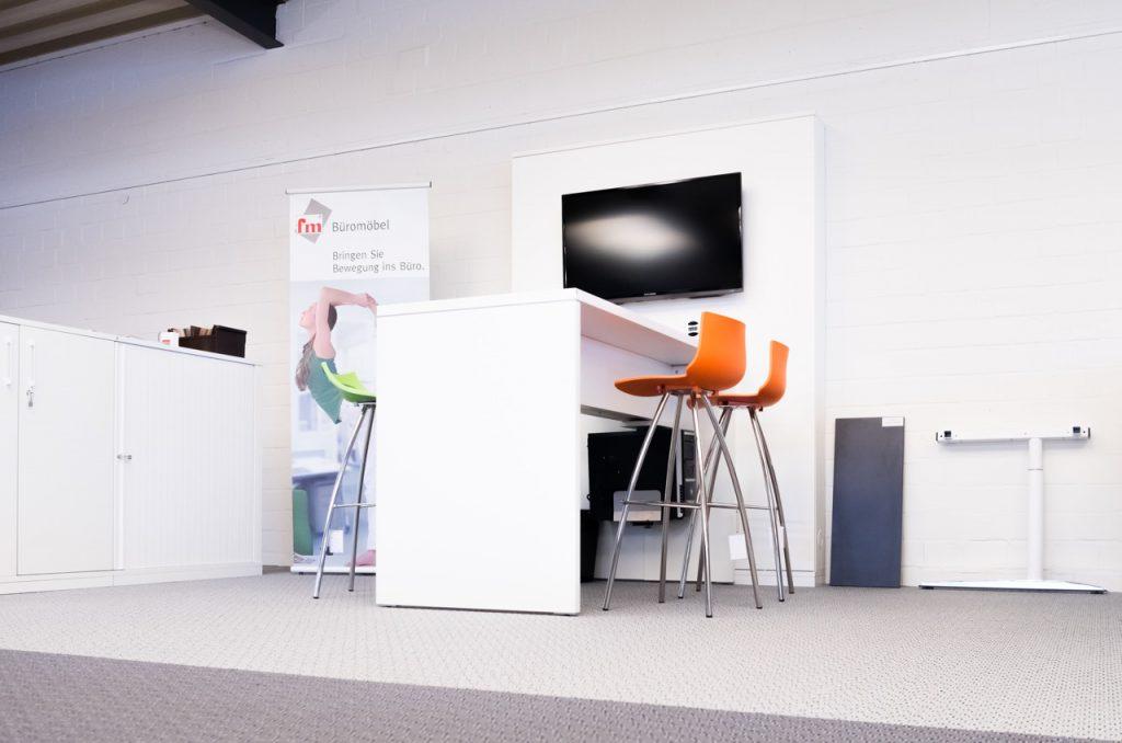 Ausstellung - Reco Büromöbel