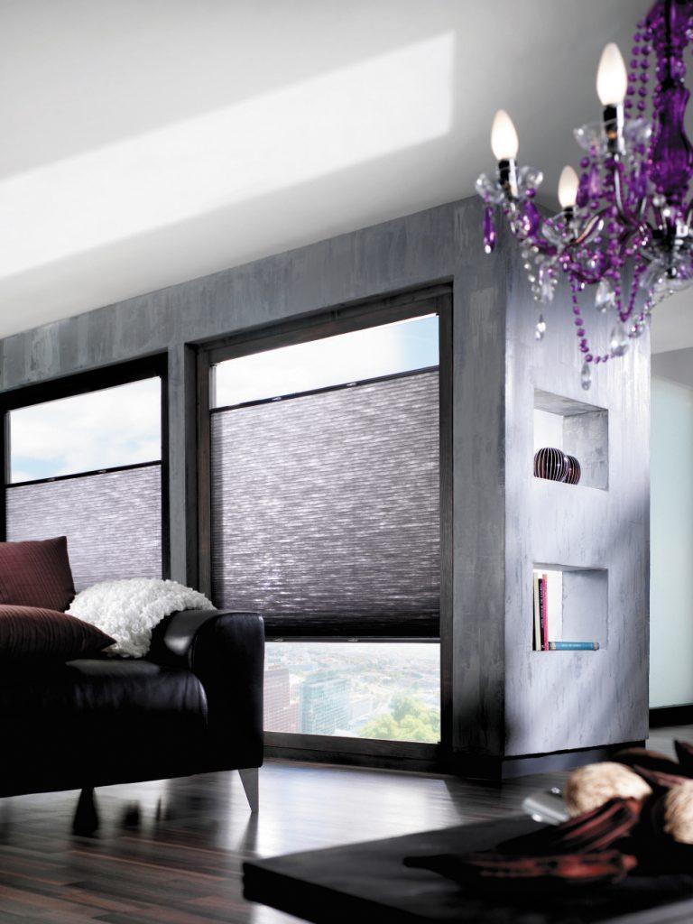 teba duette wabenplissee reco b rom bel. Black Bedroom Furniture Sets. Home Design Ideas