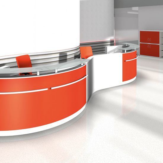 Empfang - Reco Büromöbel