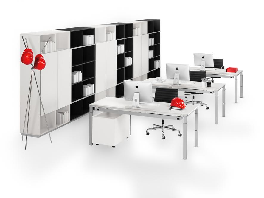 WINEA MAXX Stauraumsystem - Reco Büromöbel