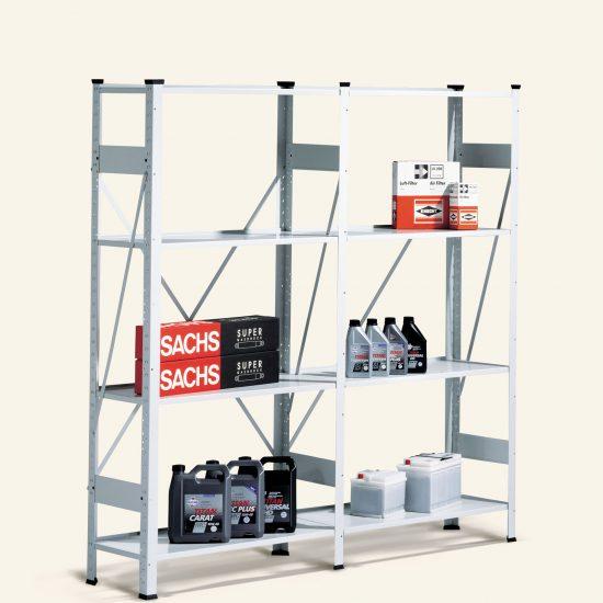 Regale / Regalsysteme / Werkstattsysteme - Reco Büromöbel